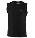 Columbia Men's Baselayer Lightweight Sleeveless Top black